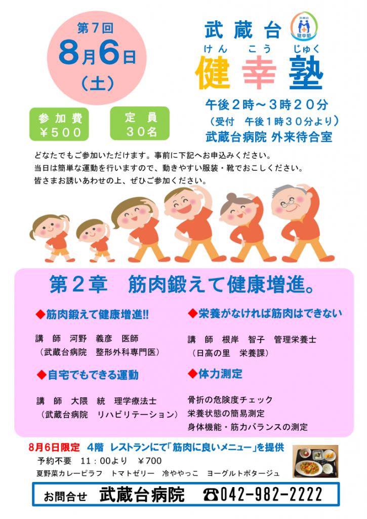 健幸塾H28